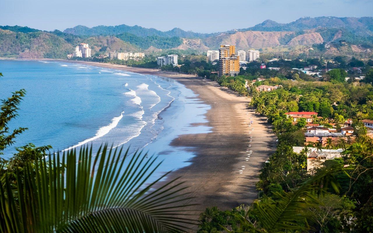 Ville du Costa Rica