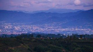 Capitale du Costa Rica San Jose