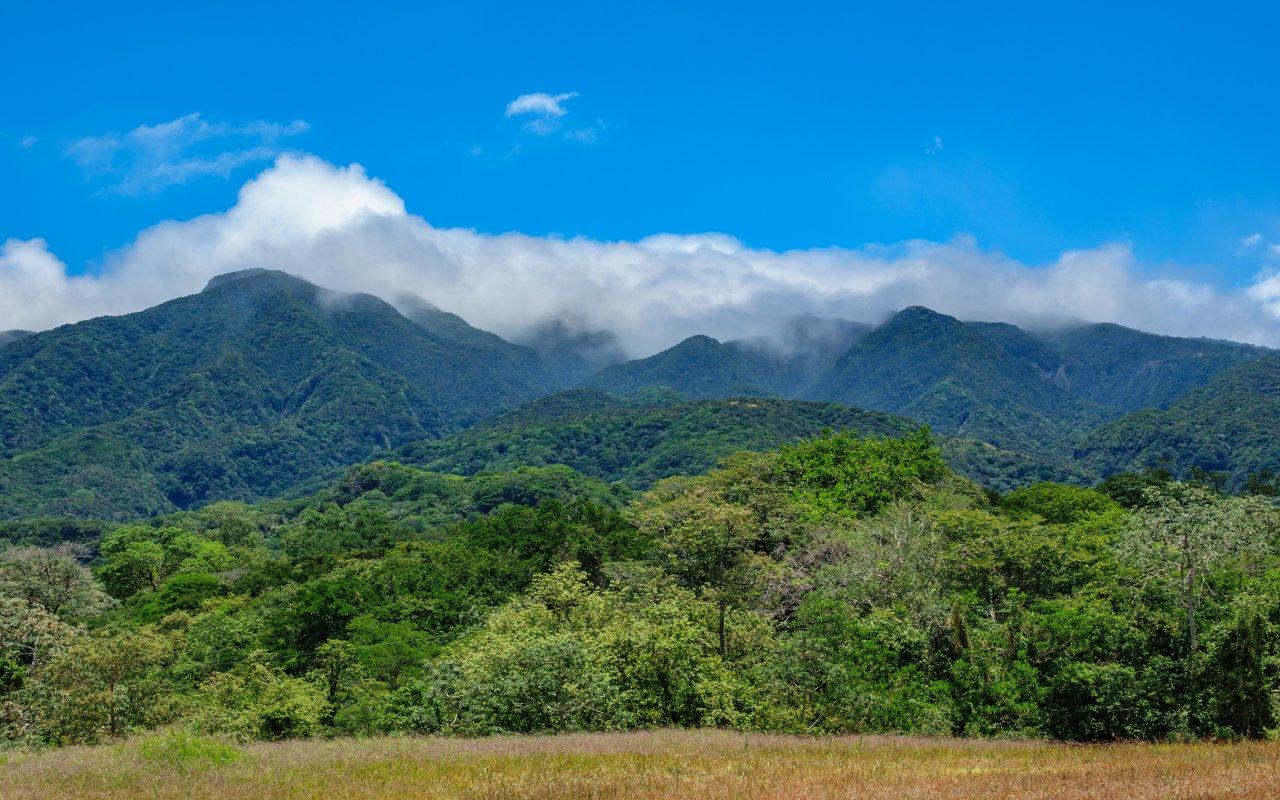 Rincon de la vieja au Costa Rica
