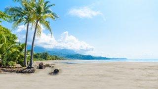 Cabo Blanco au Costa Rica