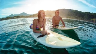 Les sportifs en vogue au Costa Rica
