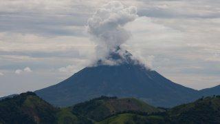 L'année 2017 s'est annoncée l'année la plus active en matière de vulcanologie au Costa Rica