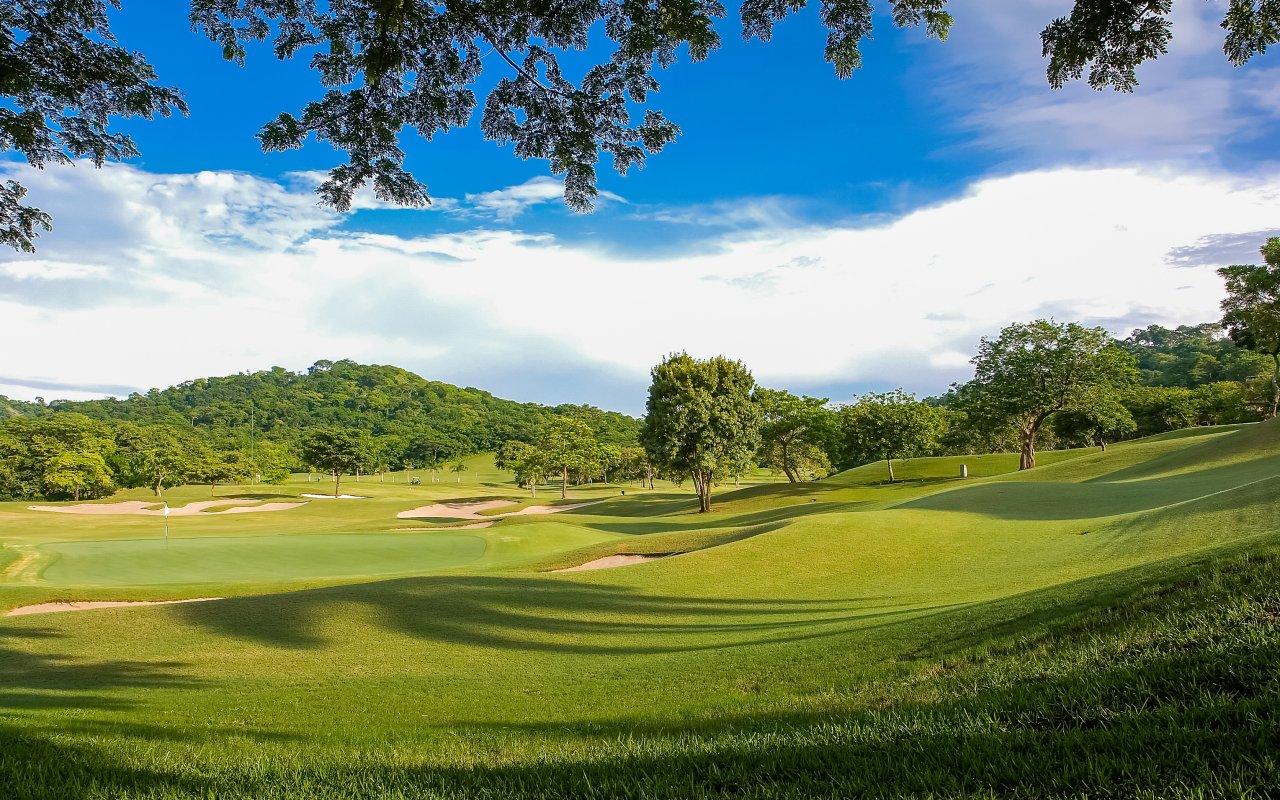 Golf au Costa Rica