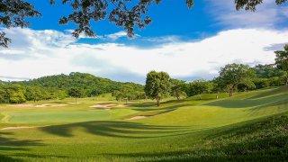 Jungle Golf Course in Costa Rica