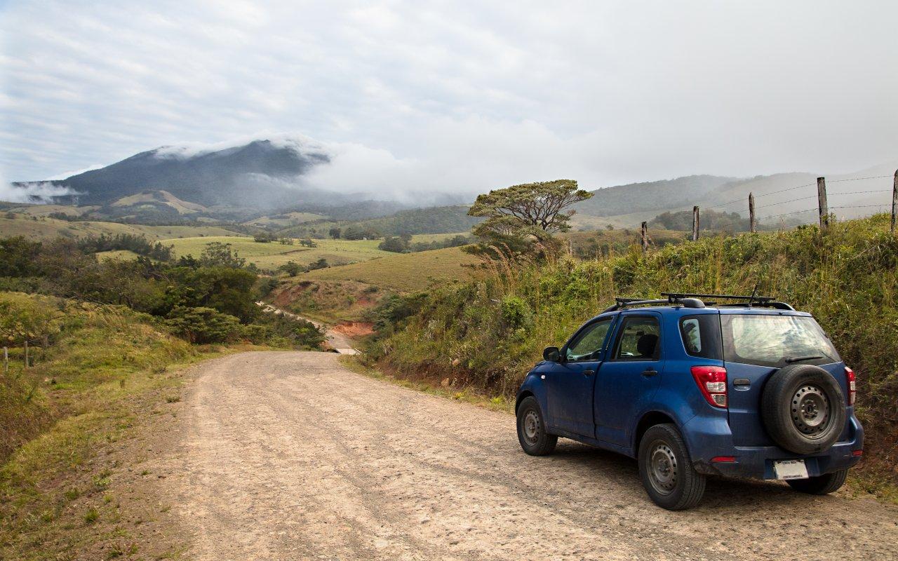 Voyage en autotour au Costa Rica