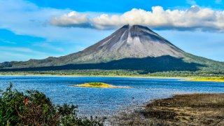 Lac Arenal au Costa Rica