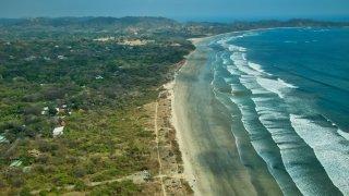 PLage Guiones Costa Rica