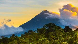 Les volcans du nord ouest
