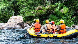 rafting balsa