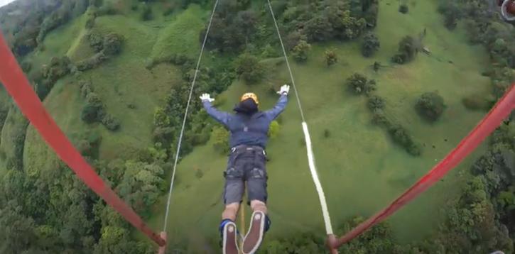 Bungee Monteverde