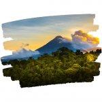 Les volcans du Nord-ouest