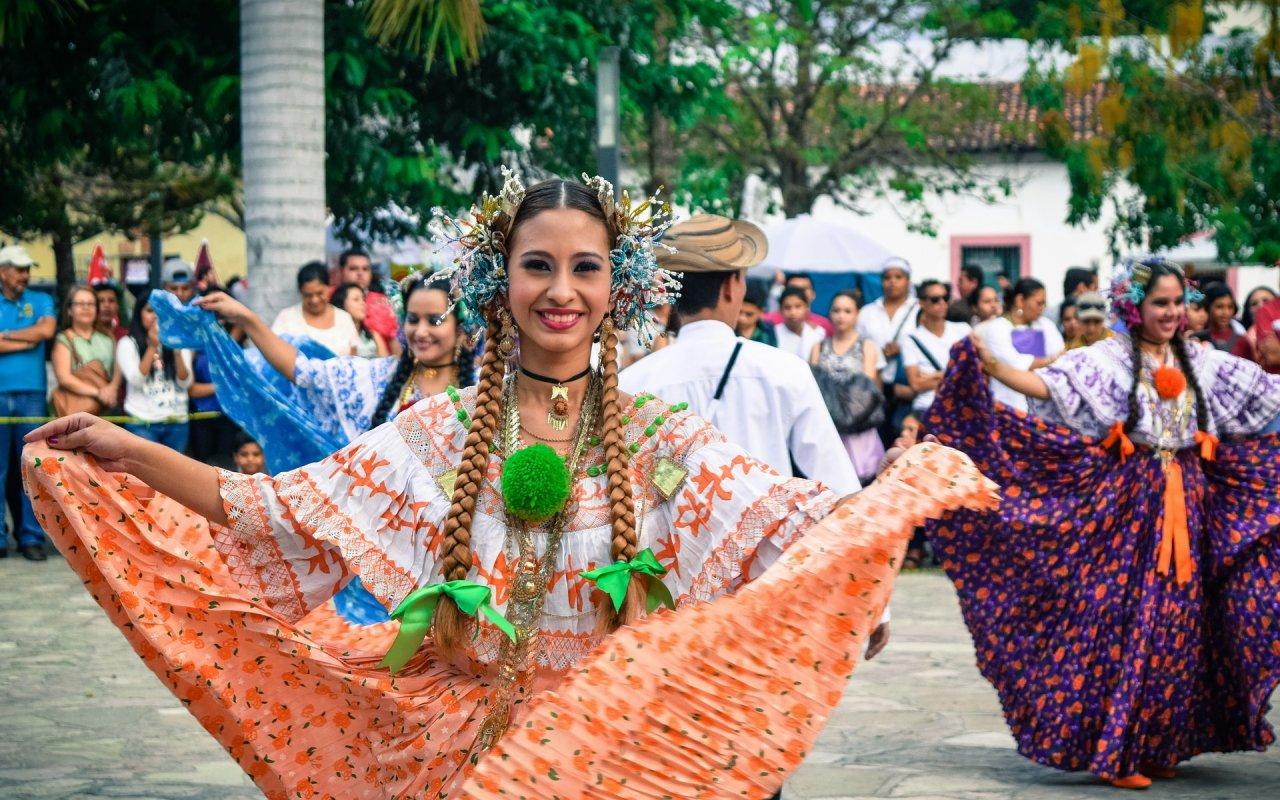 Danse du Costa Rica