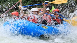 rafting equpe terra
