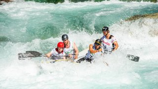 spot rafting costa rica