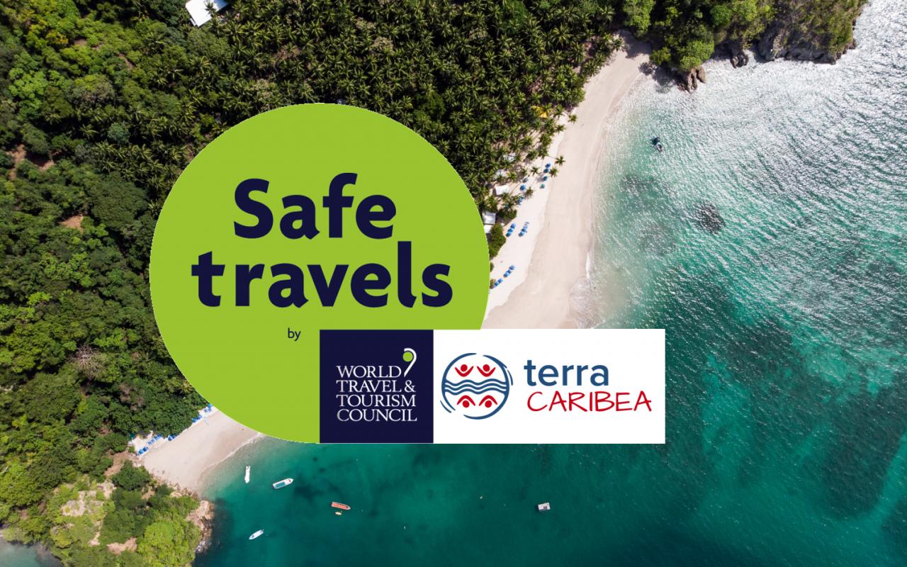 Safe Travels Terra caribea